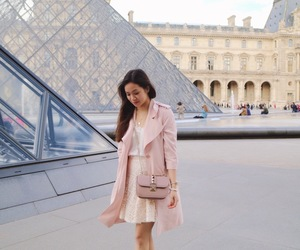 france, paris, and outfit of the day image