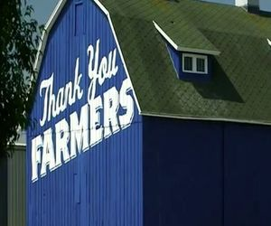 barn, farm, and country life image