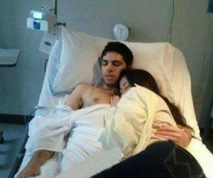 accident, couples, and life image