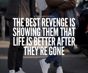 revenge and love image