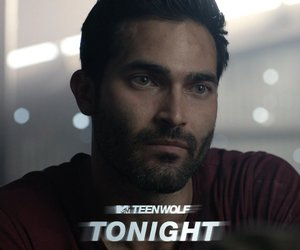 derek, tonight, and teen wolf image