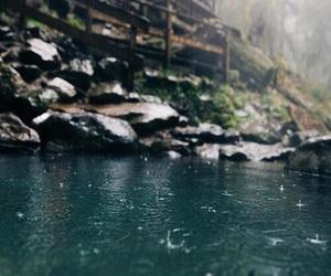 drops, hiking, and nature image