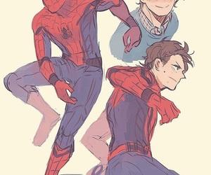 art, iron man, and Marvel image
