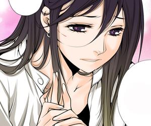 anime girl, art, and manga image