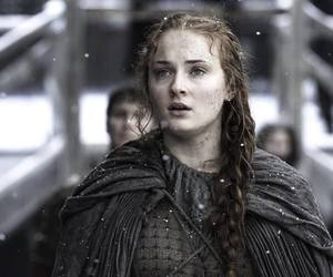 game of thrones, got, and sansa stark image