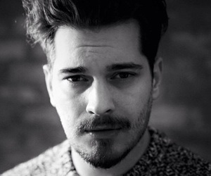 black and white and cagatay ulusoy image