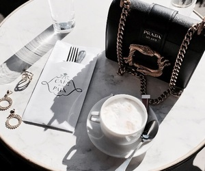 coffee, fashion, and luxury image