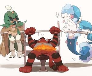 pokemon, starters, and gen 6 image