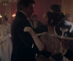couple, lord melbourne, and rufus sewell image