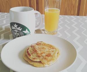 breakfast, food, and tee image