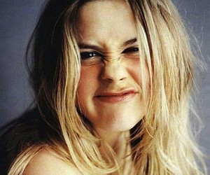 alicia silverstone, blonde, and photo image
