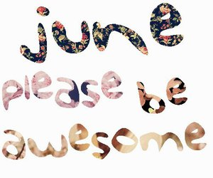 june, awesome, and summer image