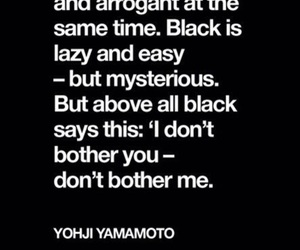 black, real, and black quotes image