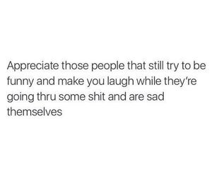 quotes, sad, and appreciate image
