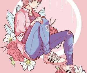 boku no hero academia, anime, and anime boy image