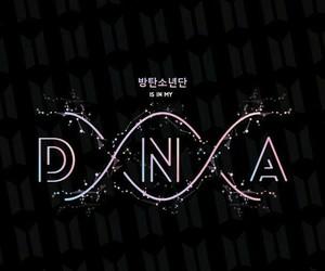 DNA, bangtan wallpaper, and beyond the scene image