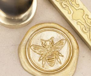 honey and wax image