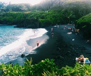 beach, bikini, and FRUiTS image