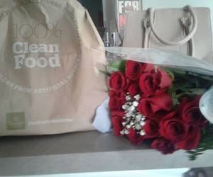 food, red, and romance image