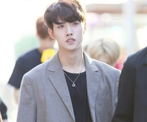 handsome, kpop, and yeo one image