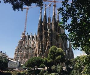 Barcelona, spain, and sagradafamilia image