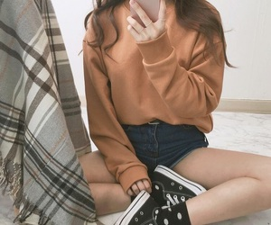 fashion, kfashion, and tumblr image