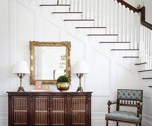 design, entryway, and hallway image
