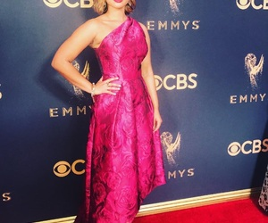 beautiful, dress, and emmy awards image