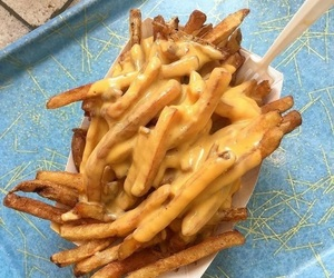 beautiful, food, and fries image