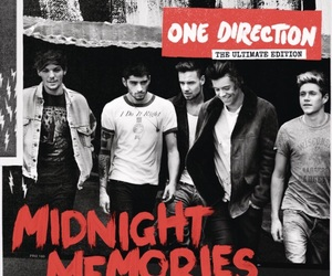 one direction, midnight memories, and liam payne image