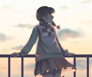 art, game, and sad image