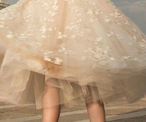 aesthetic, dress, and vintage image