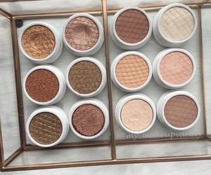 eyeshadow, cosmetics, and makeup image