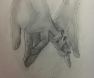 art, romance, and draw image