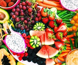 FRUiTS, healthy, and watermelon image