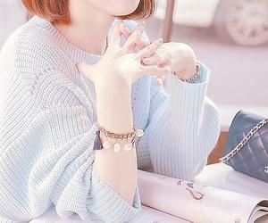 fashion, pastel, and asian image