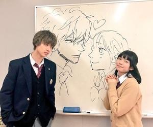 couple, anime, and tumblr image