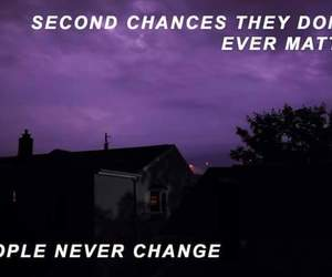 changes, sadness, and second chances image