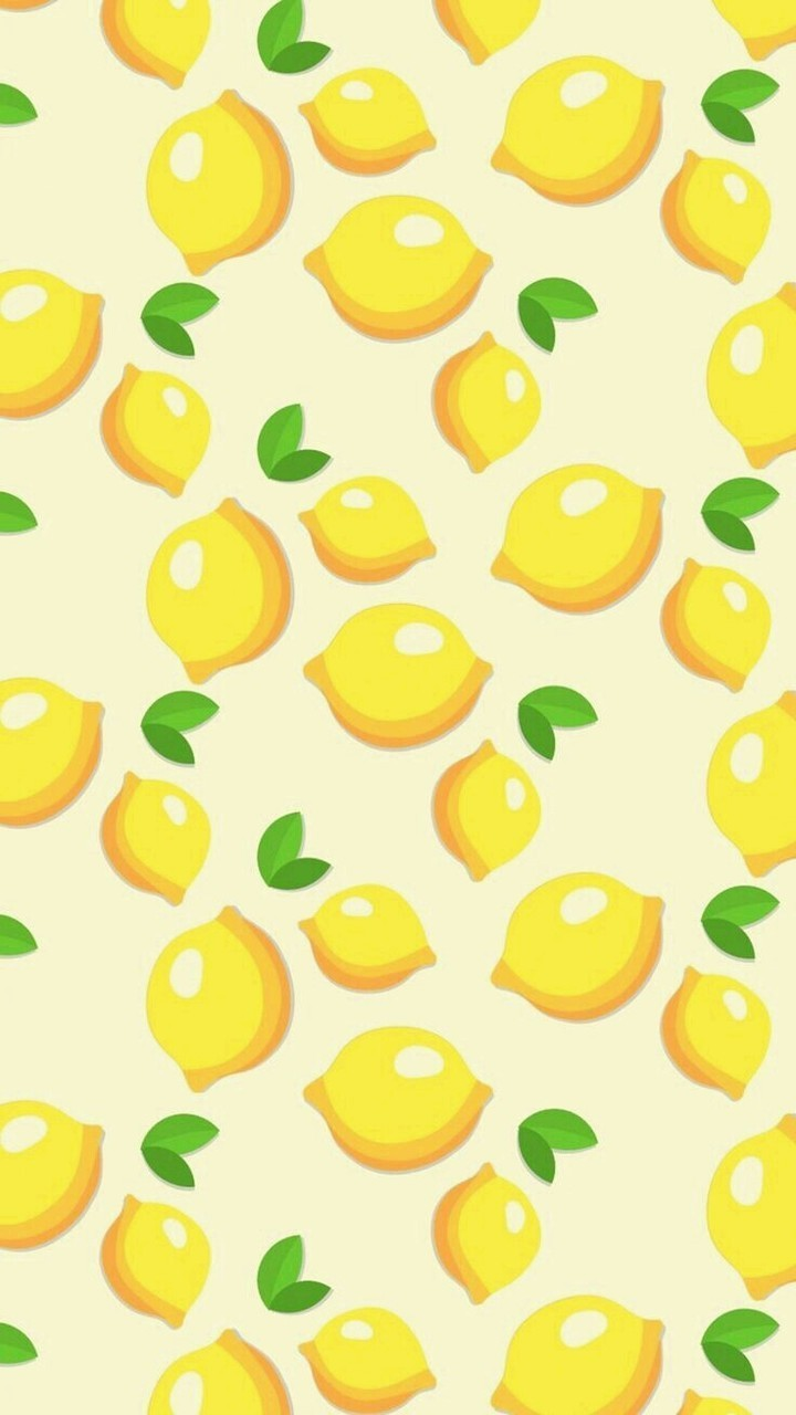 Lemon Wallpaper Shared By Amyjames On We Heart It