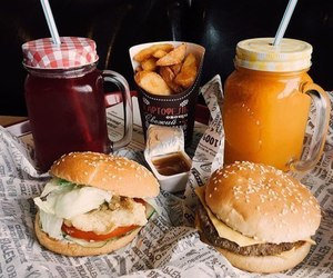 food, juice, and yummy image