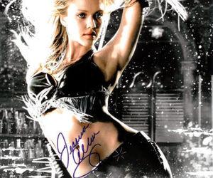 autographs, blondes, and frank miller image