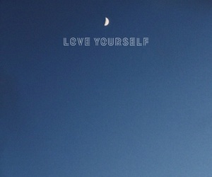 bts, wallpaper, and love yourself image