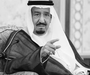arab, arabic, and king salman image