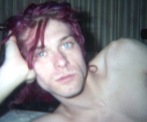 cobain, kurt, and naked image
