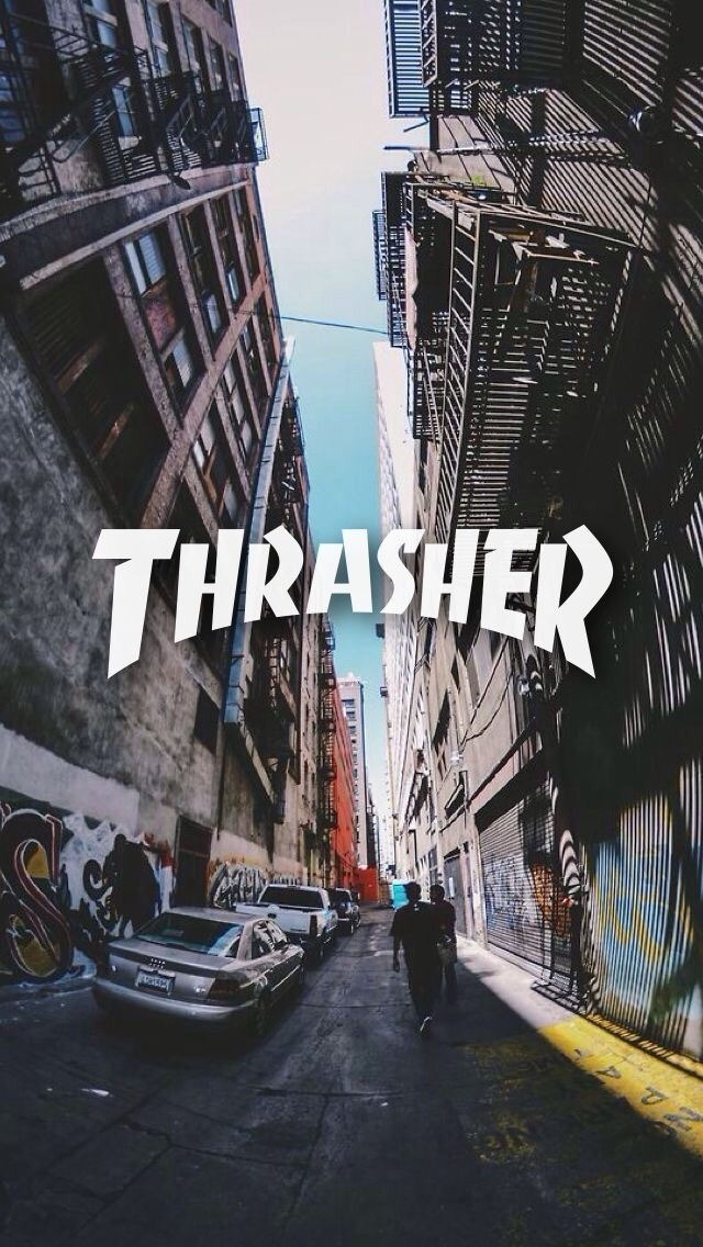 theme, thrasher, and feed image