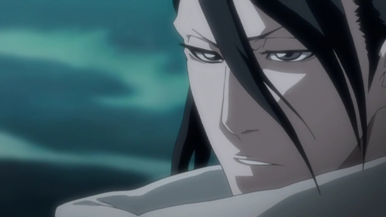 bleach, byakuya, and kuchiki image