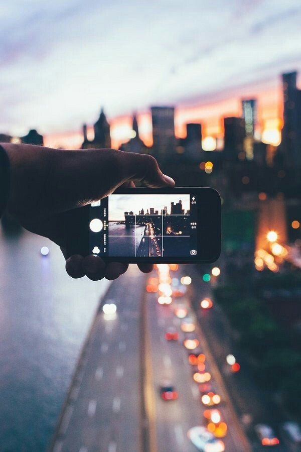 light, phone, and صور  image