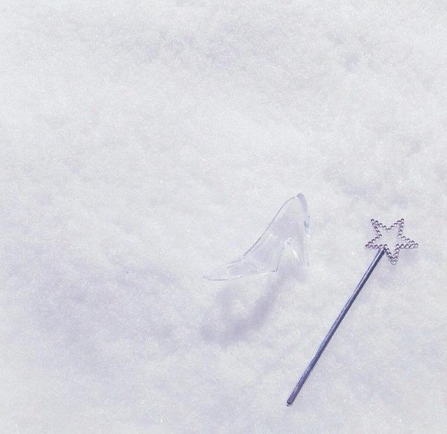 cinderella, star, and white image