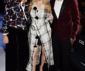 Ellie Goulding, fashion show, and lp image