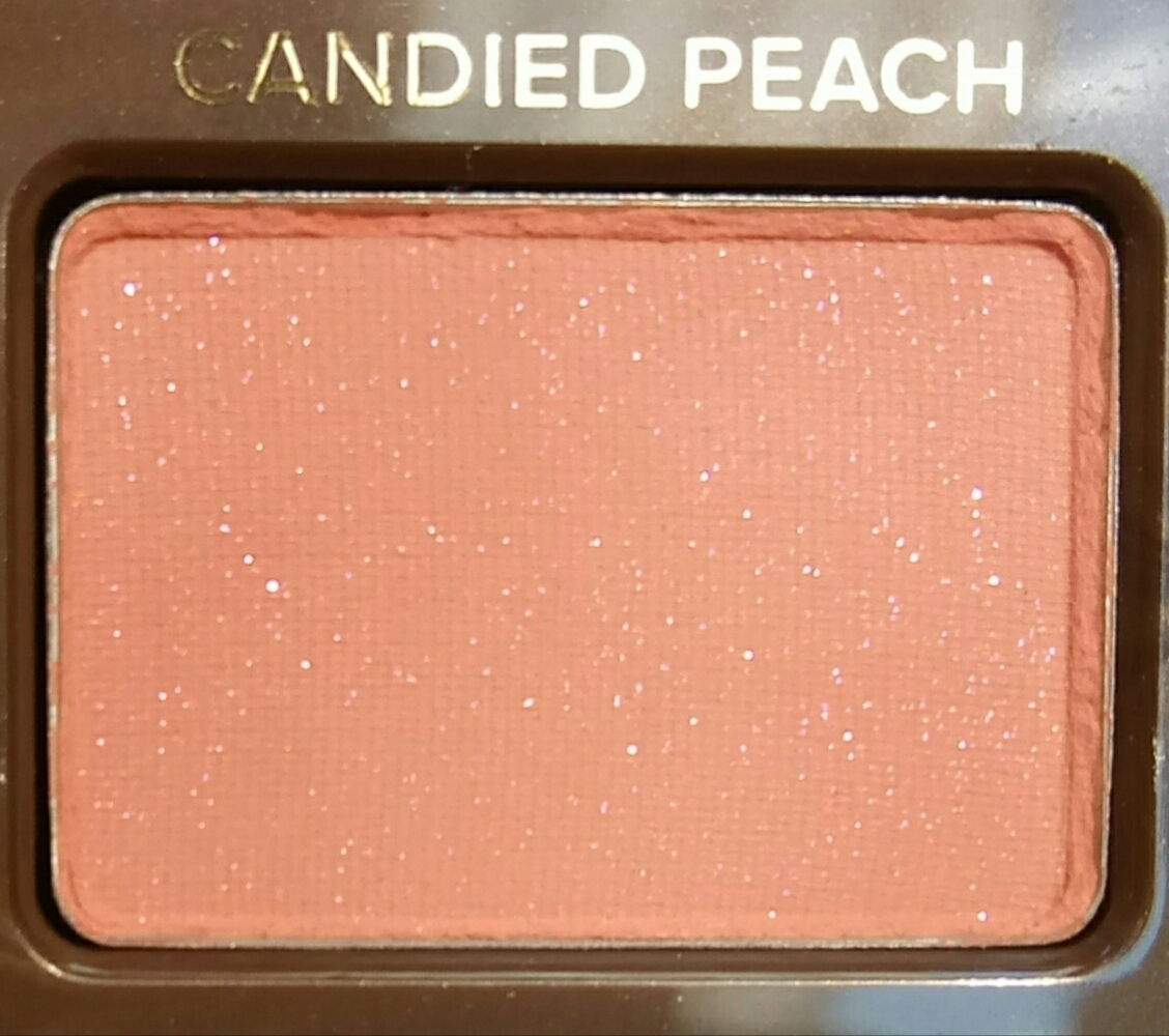 makeup and peach image